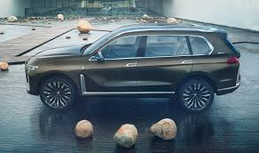 volkswagen suv 3 rows bmw x7 concept previews new full size 3 row suv autozaurus