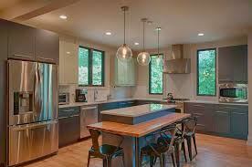 birch kitchen island stylish modern kitchen with kitchen island rawlings design inc birch
