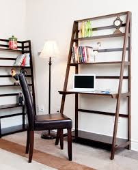 Bookcase With Ladder by Lovely Your N Leaning Ladder Bookshelf In Bookcase Collection With