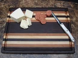 wood cutting board random layout walnut cherry u0026 ambrosia maple