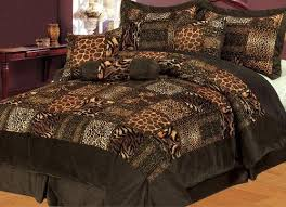 Cheetah Print Bedroom Set by Animal Print Quilt Types Of Animal Print Bedding Quilts