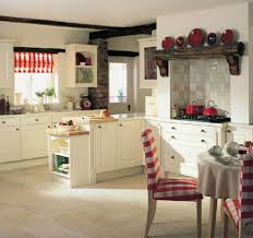 cottage kitchens ideas wall wooden shelf on white wall country cottage kitchen ideas
