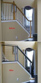 Banister Rails Metal 57 Best Bannister Images On Pinterest Stairs Banisters And