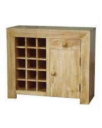 wine rack side table dakota sideboard with wine rack oak shade homescapes