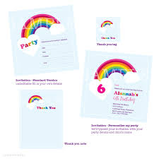 rainbow theme party supplies lifes little celebration