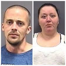plano couple arrested for stealing a 55