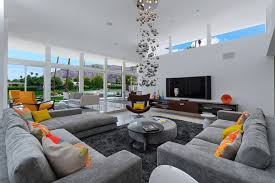 images of livingrooms two beautiful mid century living rooms in one house indoor and