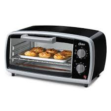 Toaster Brands Oster 4 Slice Toaster Oven Black At Oster Com