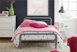 twin metal bed frame headboard footboard bed frame tips on