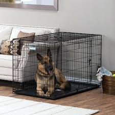 Dog Crate Furniture Bench Pet Crates Dog Crate Precision Premium Soft Side Play Yard Black
