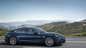 panamera the sports car among luxury saloons