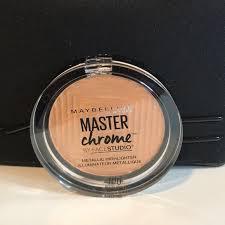 Maybelline Master Chrome maybelline other master chrome sealed highlighter poshmark