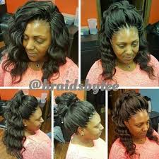 black hairstyles ocean waves stylist feature can your crochetbraids do this mtolivenc