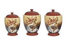 coffee kitchen canisters canisters coffee set of 4 from seventh avenue for the 3 of