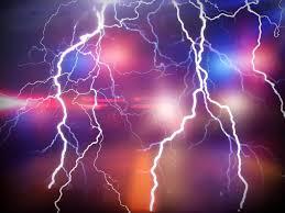 Maryland how fast does lightning travel images Lightning strike jpg
