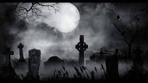 halloween cemetery video youtube