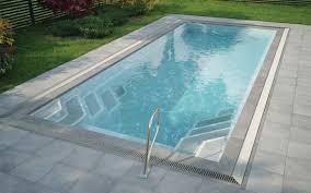 prefabricated pools shaped pools bespoke and standard pool shapes cascade pools ltd
