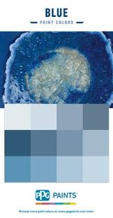 blue calypso paint color from ppg pittsburgh paints is a caribbean