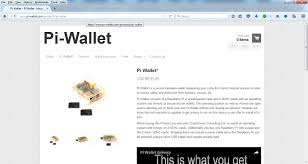 pi wallet bitcoin wallet download review fees and user guide