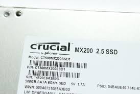 amazon black friday crucial ssd final words crucial mx200 250gb 500gb u0026 1tb ssd review