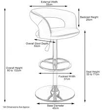 Standard Bar Stool Height Bar Table And Stool Dimensions Metal Stools Ideas Kitchen