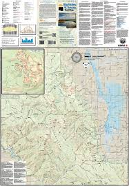 Grand Teton Map Big Holes U0026 Tetons Map Adventure Maps