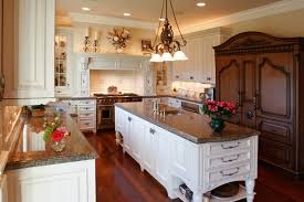Rectangular Kitchen Ideas Kitchen Design 20 Best Photos White French Country Kitchen
