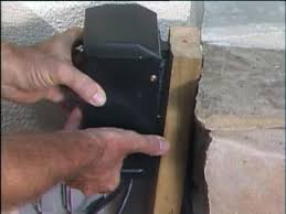 Outdoor Light Fixture With Power Outlet by How To Install Low Voltage Yard Lights How Tos Diy