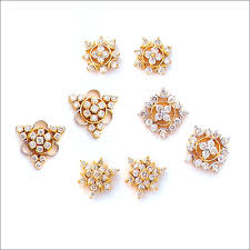 diamond earrings india designer diamond studs designer diamond studs manufacturer