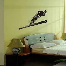 sport en chambre x glace sport sport ski de patinage skate autocollant autocollant