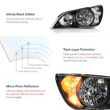 lexus is300 headlight assembly 2001 2005 lexus is300