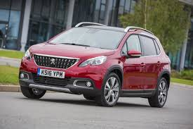 latest peugeot 2016 the motoring world the uk launch of the updated peugeot 2008 is
