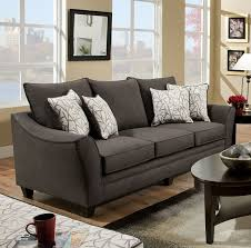 amazon com chelsea home furniture cupertino sofa flannel seal