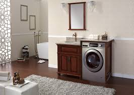 Wall Cabinet Bathroom Wooden Laundry Washing Machine Bathroom Wall Cabinets Moisture