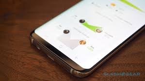 things to know about the samsung galaxy s8 slashgear by default the galaxy s8 navigation panel still follows samsung s convention of having the back button on the right of the home button