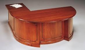 Semi Circular Reception Desk Arnold Reception Desks Inc Traditional Reception Desk Crescent