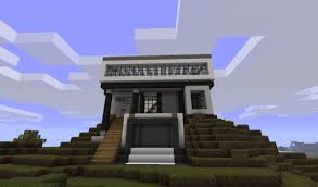 modern modern mansion floor plans minecraft with cool modern