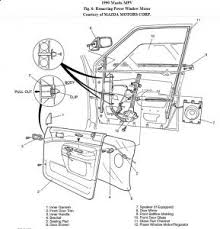 1990 mazda mpv window motor replacement 1990 mazda mpv 6 cyl two