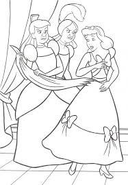 cinderella coloring pages cinderella princess
