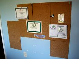 cork board tiles colored cork board wall tiles image of cork