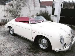 porsche classic speedster 1958 porsche 356 a 1600 speedster coys of kensington