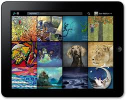 Business Cards App For Iphone Augmented Reality Art App For Iphone View Artwork On Your Wall