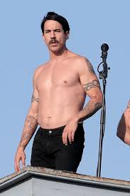 flea and anthony kiedis photos photos red chili peppers