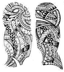 maori sleeve coloring tatouage maori from the gallery tattoo art