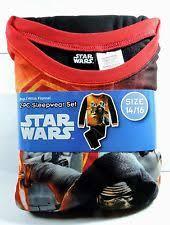 wars pajamas sleepwear ebay