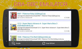 gba for android apk vinaboy advance gba emulator apk free arcade for