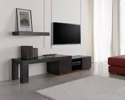 Tv Set Furniture Extendable Rectangular In Wood Fabric Seats Modern Furniture Table