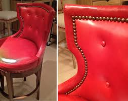 Red Bar Stools With Backs High Point Picks Meet Wesley Hall