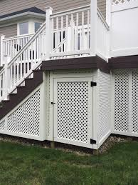 image result for front porch outdoor stairs with storage