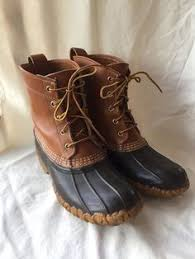 womens ll bean boots size 11 genuine ll bean 8 bean boot 11 9 bean boots